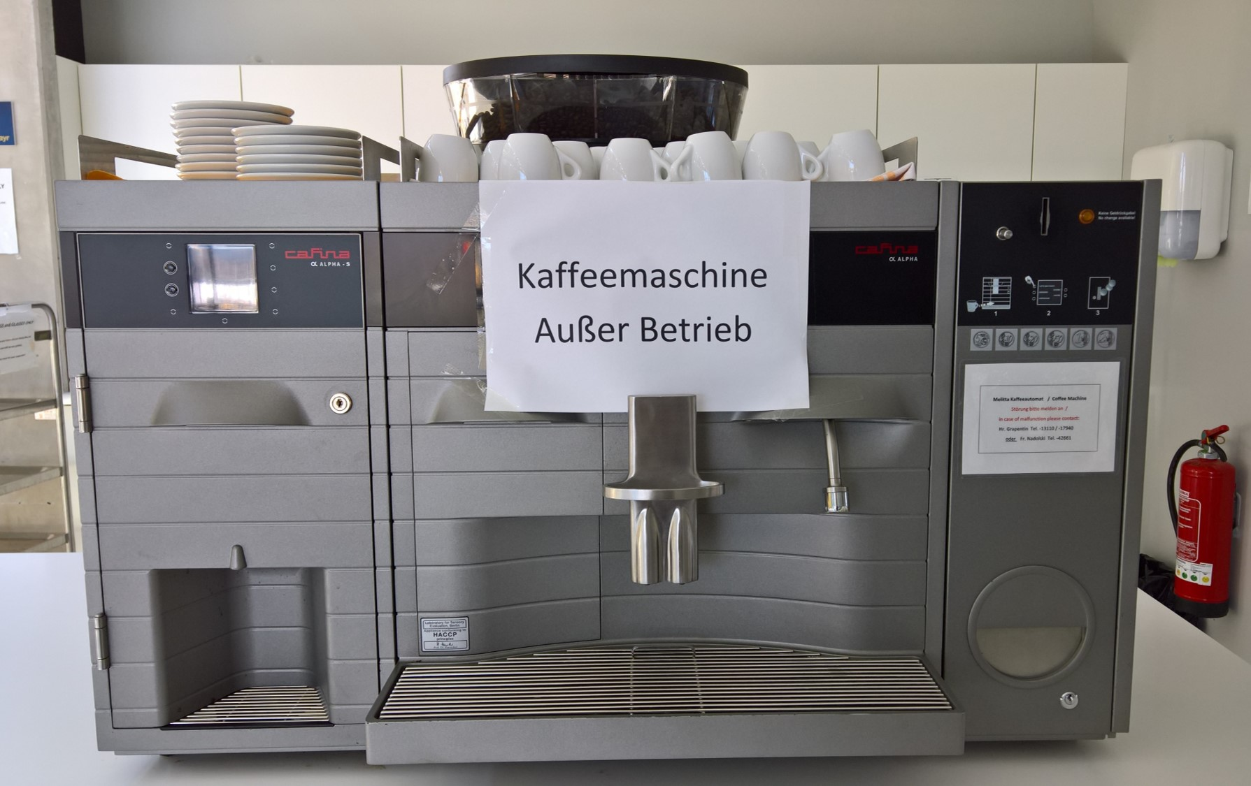 photo coffeemachine